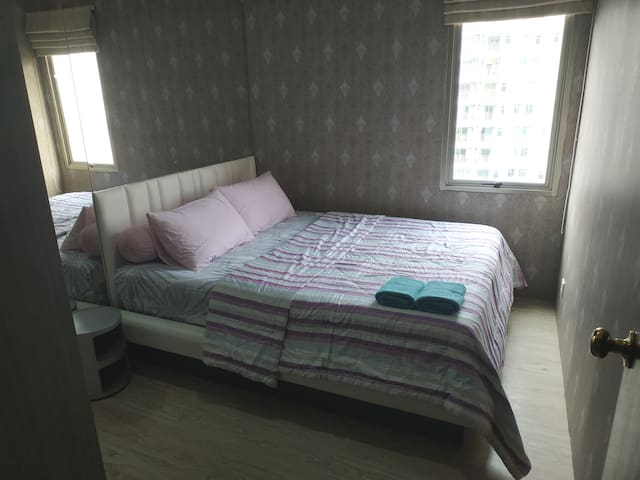 Spectacular 2BR Apartment,Free WIFI & Near CP Mall