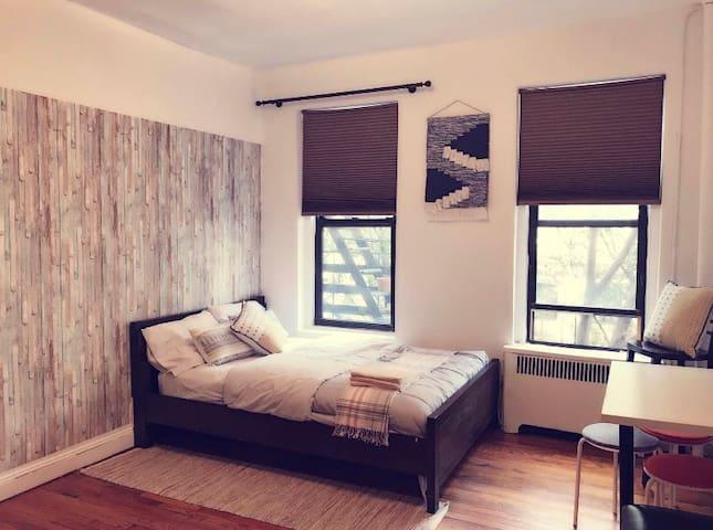 Upper West Side Sweet&Cozy STUDIO