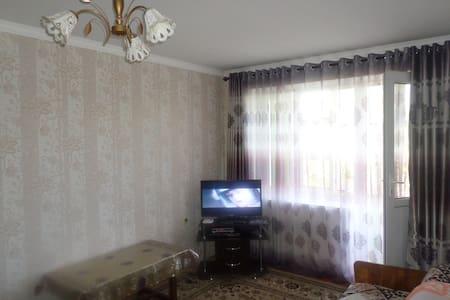 уютная теплая 1 ком. квартира в центре г. Каракол