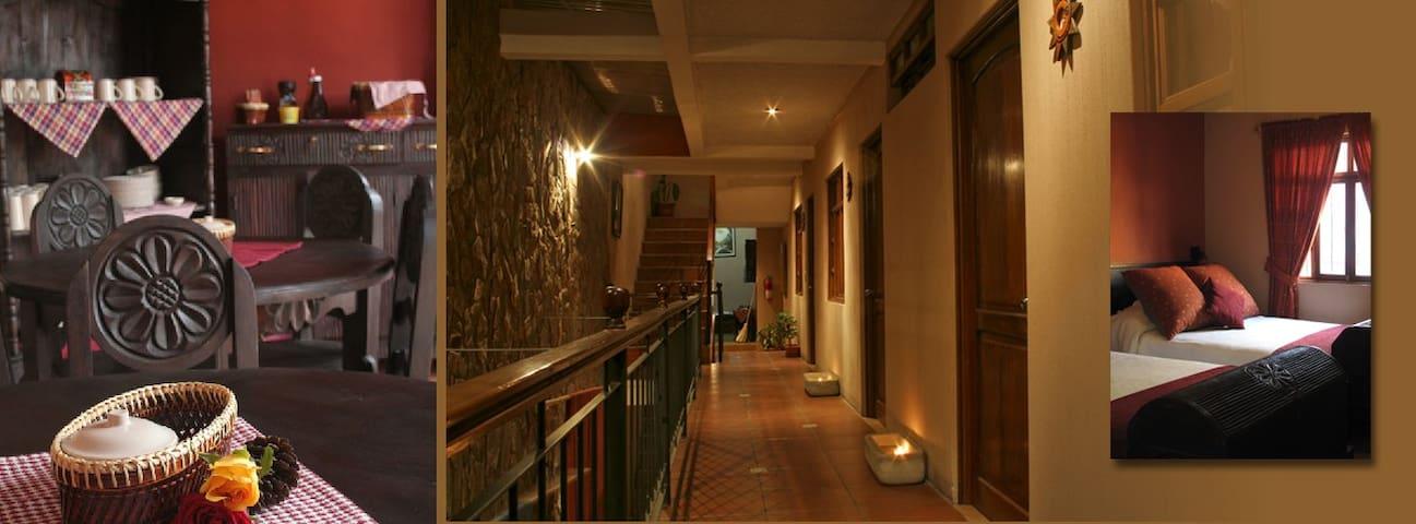 Hab. 2 ( 1 persona) dentro de hotel