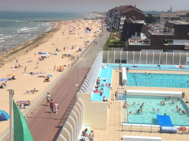 The trident Sea resort