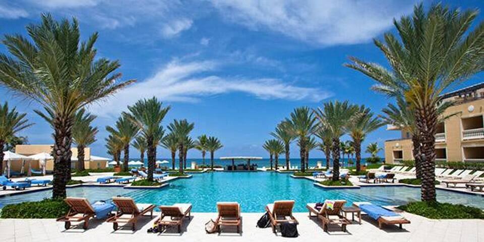 #1 Luxury Beachfront Condo