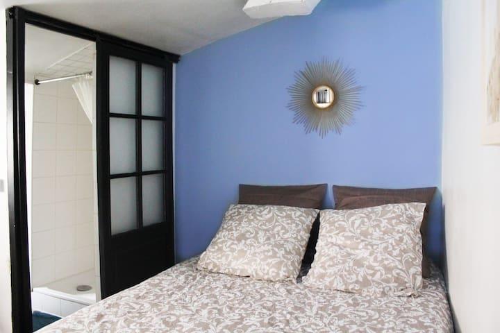 Appartement cosy au coeur de Paris