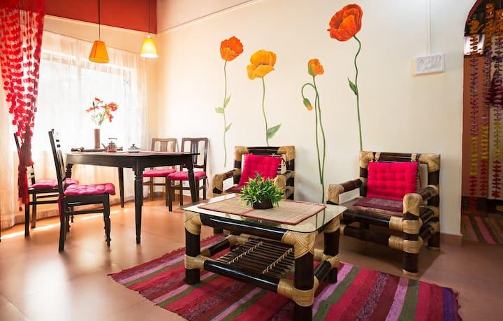 Cozy dream apartment Goa