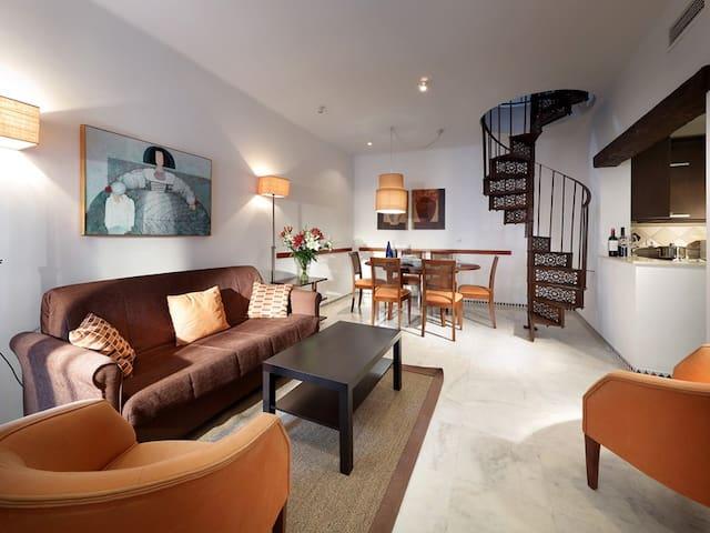 Apartamento para 6 personas. Centro de Córdoba - Cordova - Huoneisto