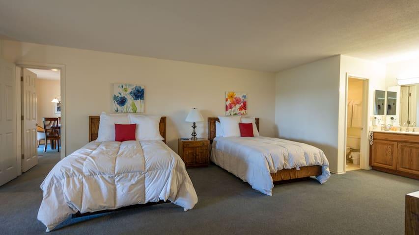 Winter Oasis Suite 2