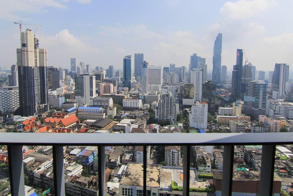 Fantastic View in 38th floor.