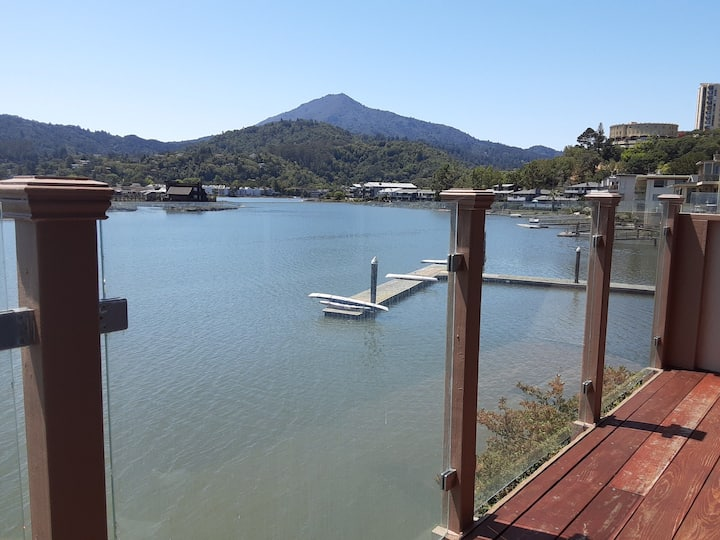 Marin Waterfront Condo, Spectacular Views