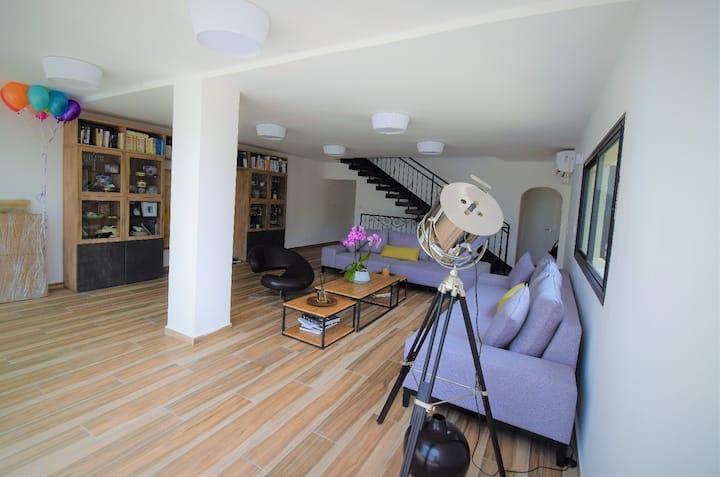 Maison Familiale - Herzlya Pituach - proche mer