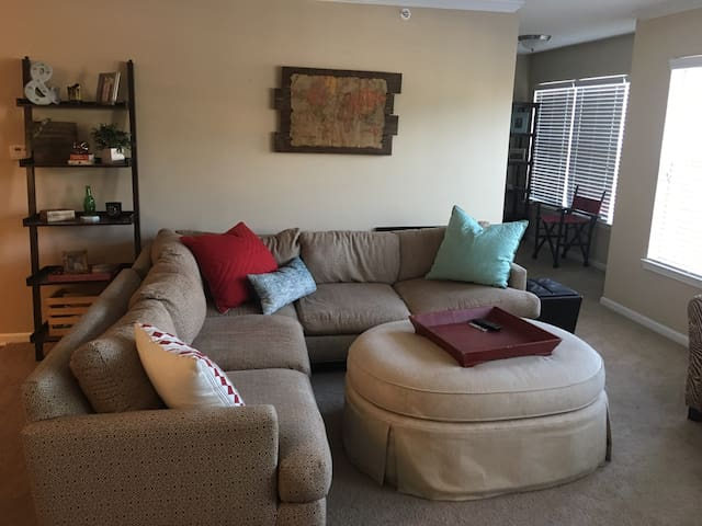 Spacious One Bedroom in the Vista - Columbia - Flat