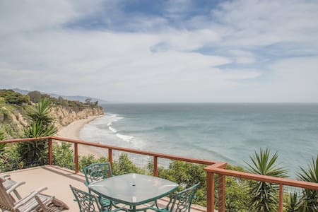 Malibu Cliffside Estate