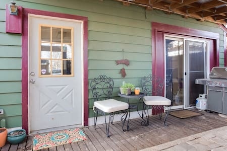 Peaceful private guest house in the heart of OKC - Oklahoma City - Dům