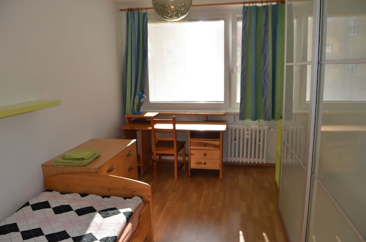 Cosy room - 5 minutes to center - Prague - Apartment