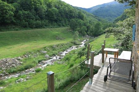 Casita en el Pirineo para alquilar - Prats-de-Mollo-la-Preste