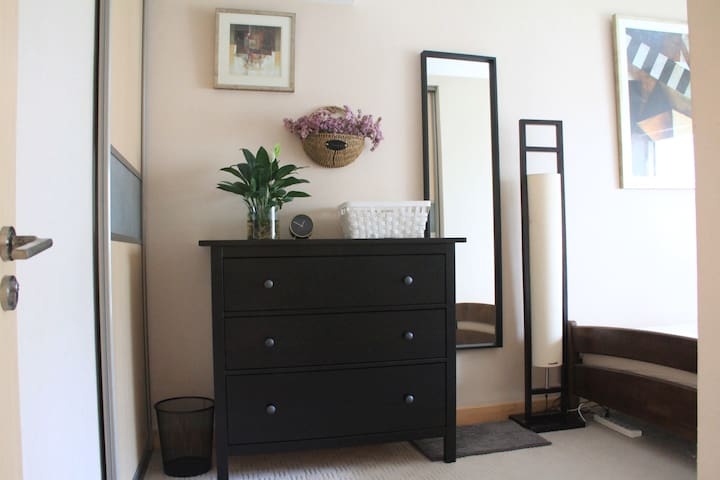Bedroom - chest of drawers