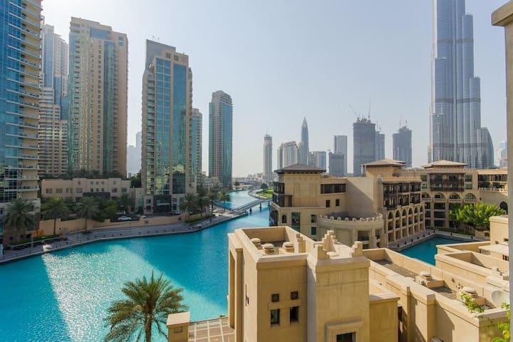 Burj Khalifa Old Town Island Souk AlBahar,Downtown