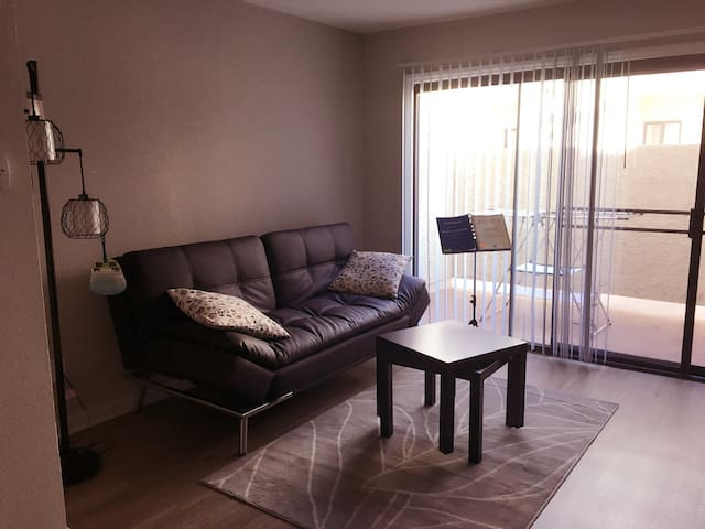 The new sofa bed in apartment - Los Angeles - Apartemen