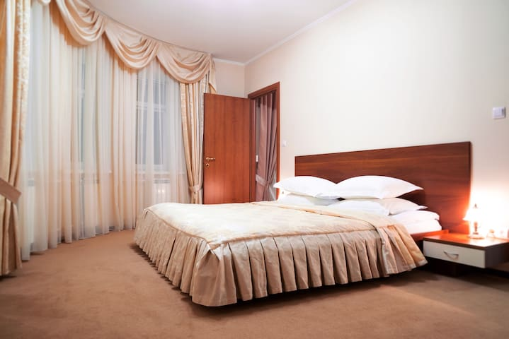 Апартаменты с прекрасным видом на город Нарьян-Мар