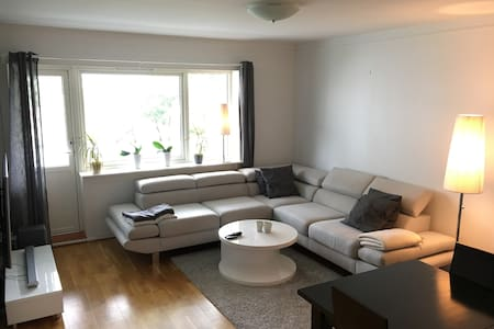 Nydelig leilighet i et tiltrekkende område