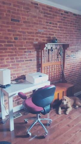 Desk/printer
