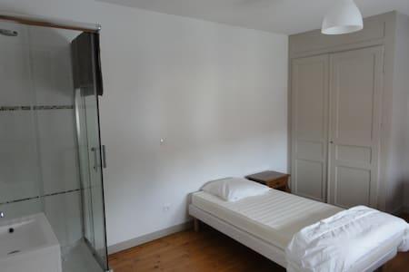 Chambre meublée avec cuisine équipée - Santes - Дом
