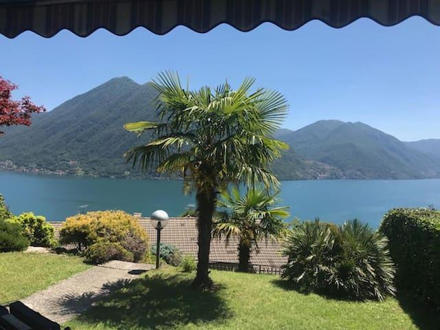 Villetta Dizzasco Lake Como, near Argegno