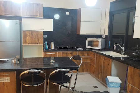 A new apartment with great view - Ramallah