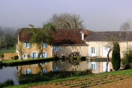 Moulin de Vaudres | chambre d'hôtes - Gabillou - Bed & Breakfast