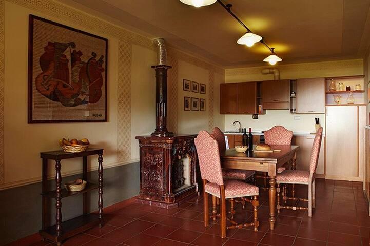 Appartamento GINESTRA Agriturismo - Casano - Apartamento