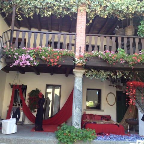 casa Patrocca - Valbrona - Leilighet