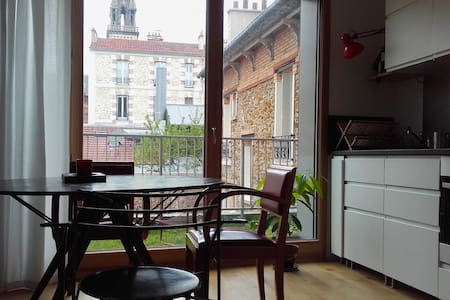 37m2 appartement with a terrasse - Leilighet