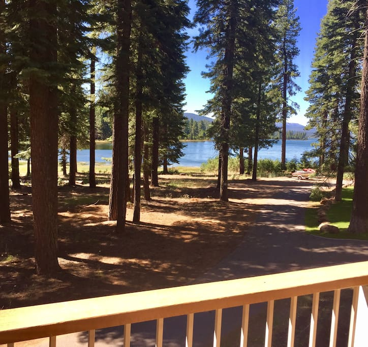Homes For Rent Bay Area Ca: Fox On Goose Bay. Lake Almanor.