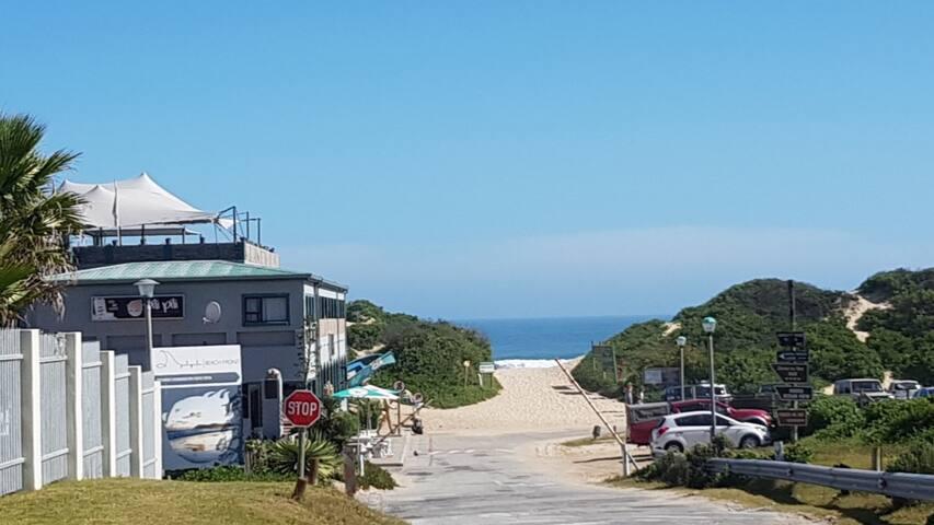Shearwater on Sea Unit 130 - Myoli Beach Apartment