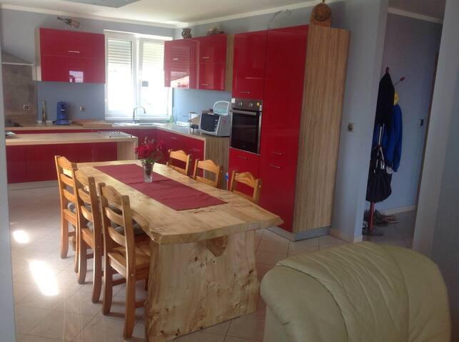 apartman Opric Lovran  165 m2  zwei etage - Oprič - Flat