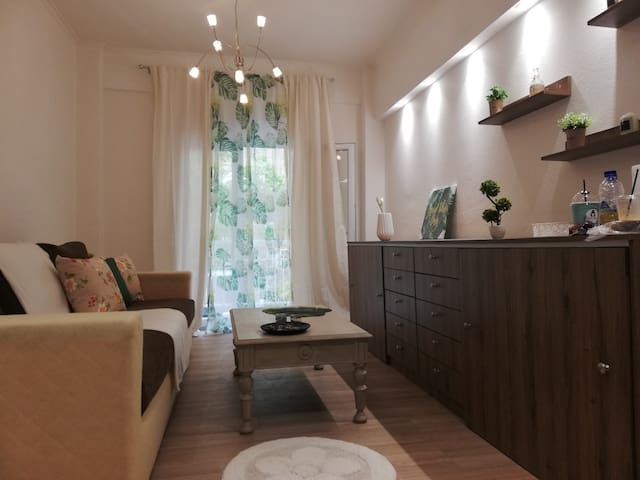 Enjoy Athens! Luxury apartment close to the beach!