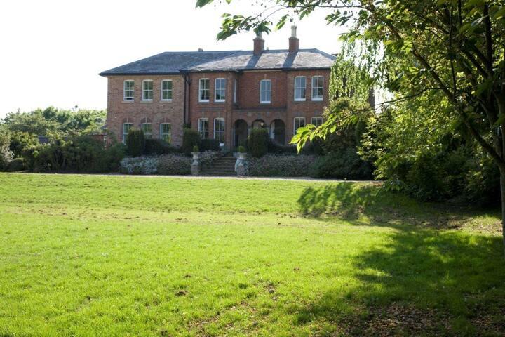 Homely Highfield Farm