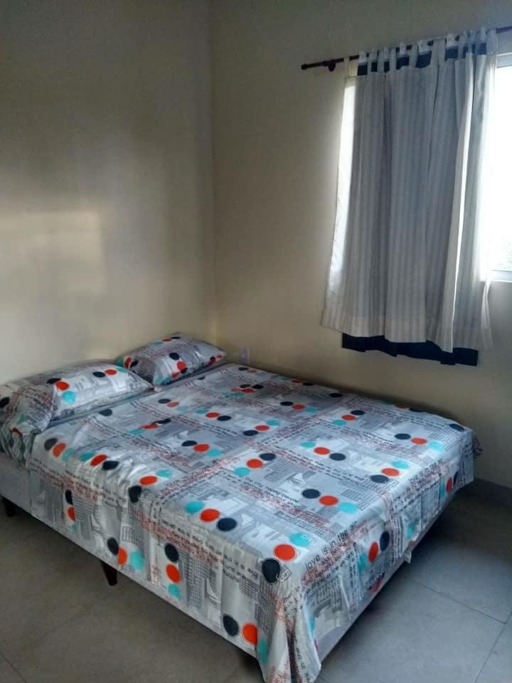 Recanto Camaleão, apartamento 1 a 30m. da praia