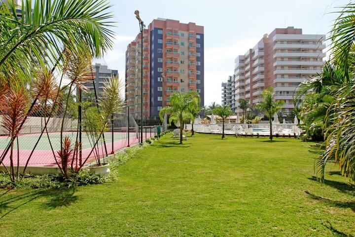 Flat Boulevard - Riviera de São Lourenço