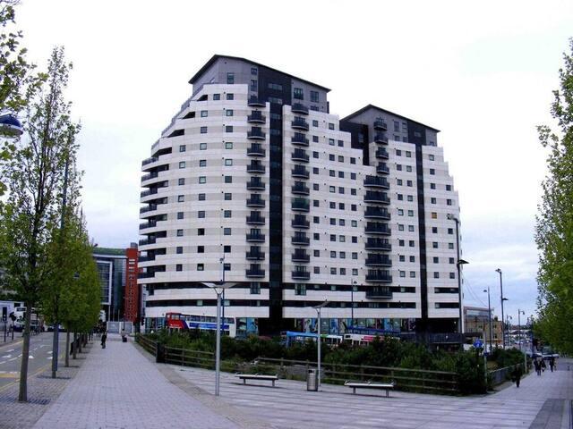 City Centre Apartment. Birmingham Central