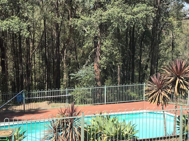 Family friendly 2 bedroom getaway- Blue Mountains