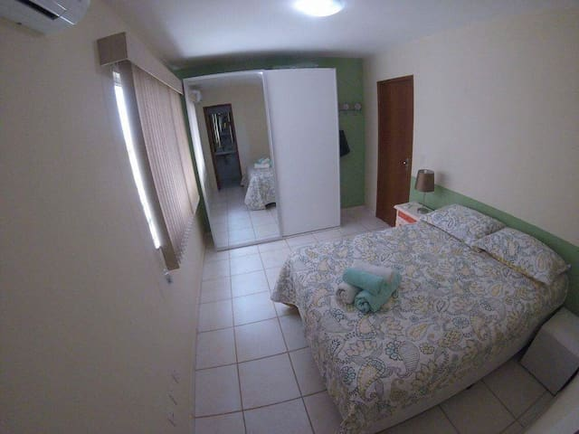 Suíte- Residencial Marina Clube - São Pedro da Aldeia