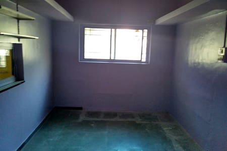 Unfurnished bungalow under renovation in Nasik - Nashik