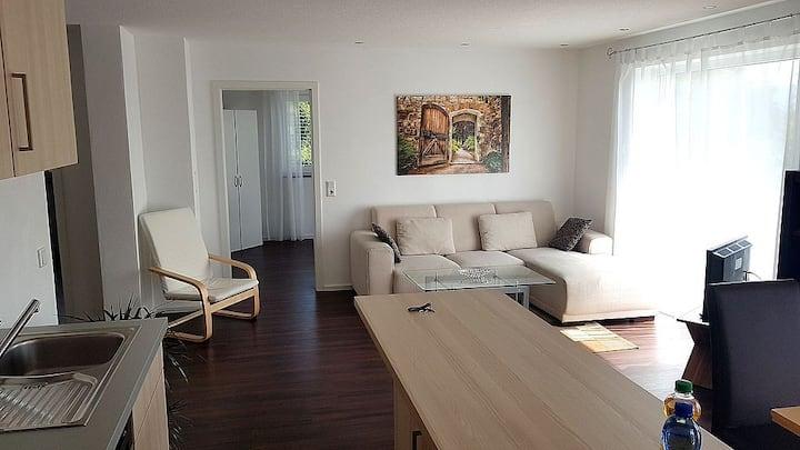 Ferienwohnung Bella Casa-Ralf Saub, (Öhningen), Ferienwohnung, 82 qm, 2 Schlafzimmer, max. 4 Personen