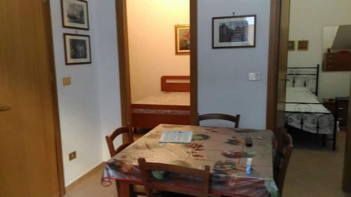 Casa vacanza ad Aspra (Pa)