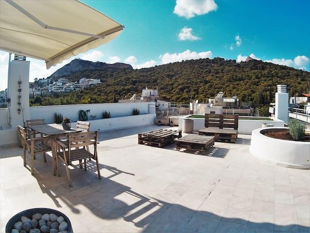 Saint Lycabettus loft - Αθήνα - Apartment