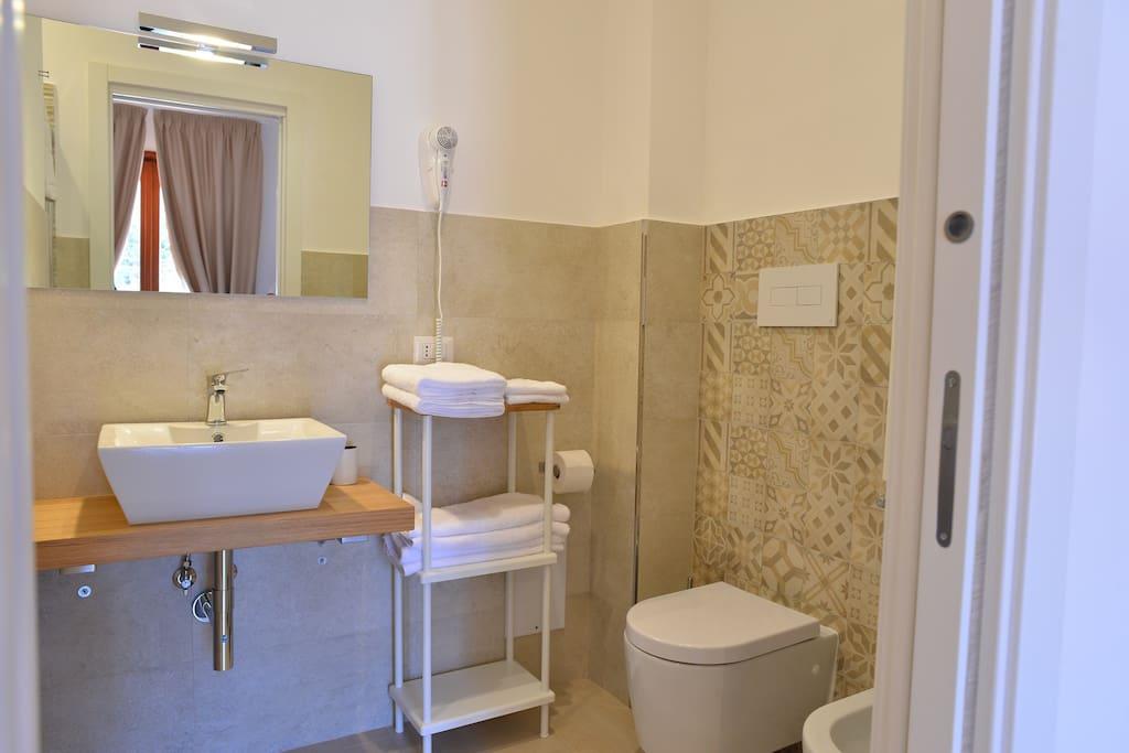 Bathroom Sorrento