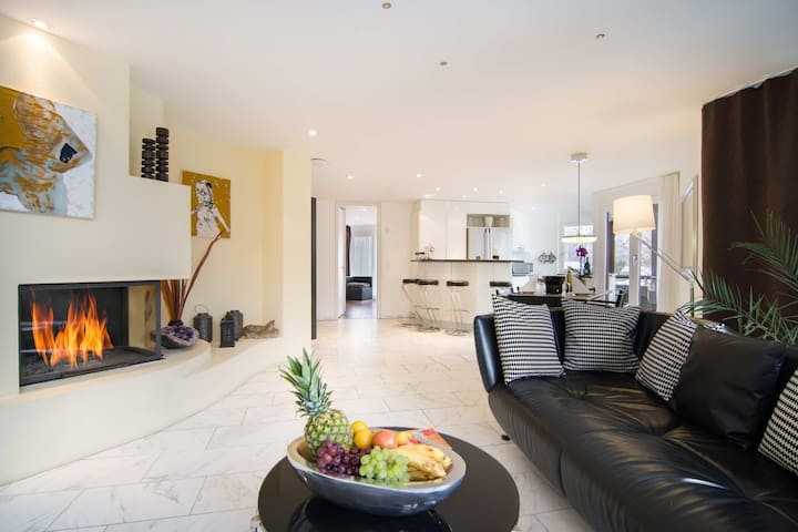 Bright modern 79sqm apartment