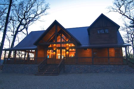 Wide Open Spaces  Newly Constructed Family Getaway - Broken Bow - Blockhütte