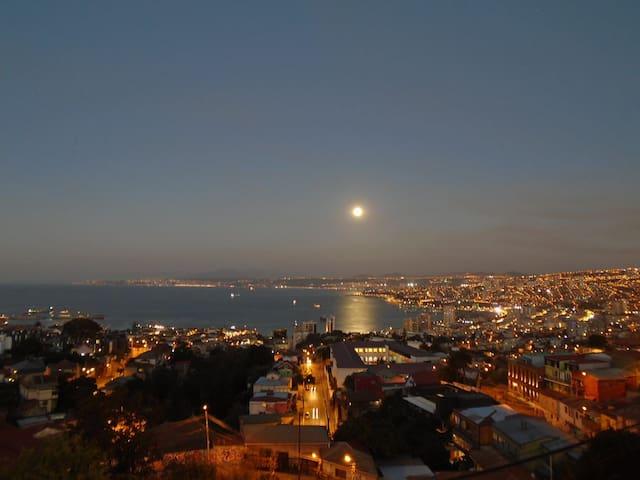 Año Nuevo, Terraza Mirador Amazing View