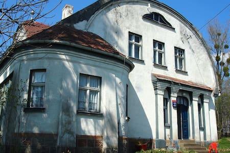 Zwyczajnie niezwyczajny dom - Florczaki - Huis